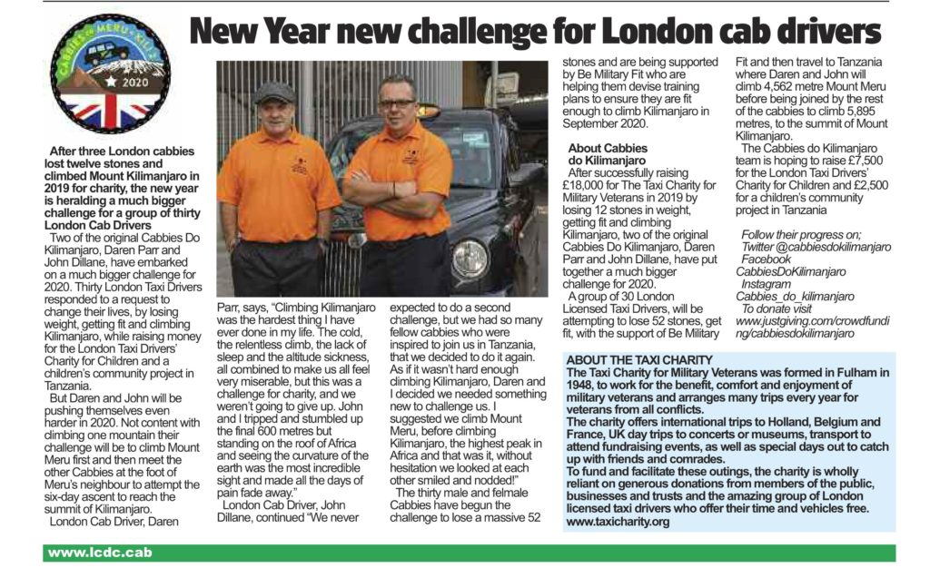 LCDC Article New Year New Challenge